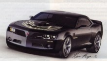 Future Firebird Trans Am?