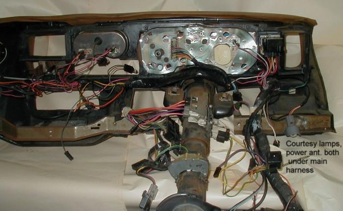 Engine Wiring Harness Diagram 1978 Trans Am