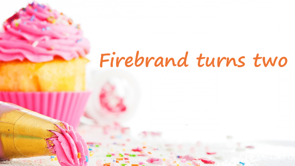 Firebrand Communications is two