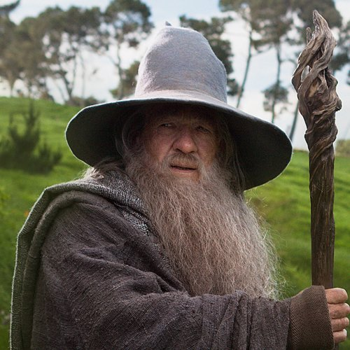 Image depicts Gandalf as an analogy for grey hat SEO