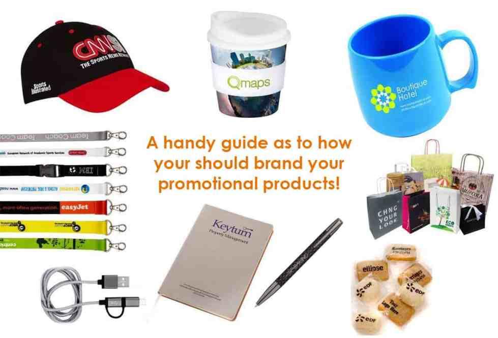 branding methids - Firebrand Promotions