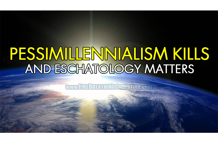 Eschatology Matters