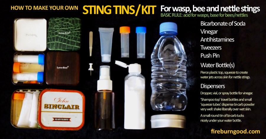 Sting Tins