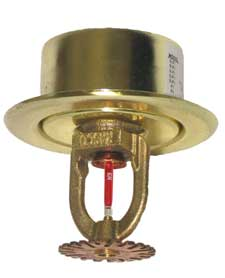 Reliable Glass Bulb Sprinkler