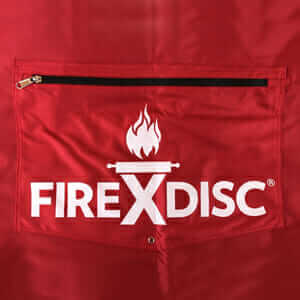 FIREDISC® Universal Cover