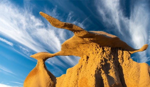 Bisti Badlands: A Photographer's Perspective Stone Wings