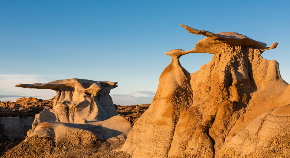 Bisti Badlands: Tips & Comprehensive Guide for Photographers Stone Wings