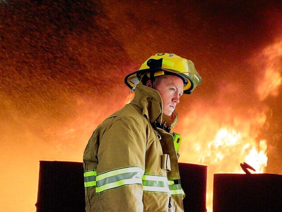 Probie Firefighter