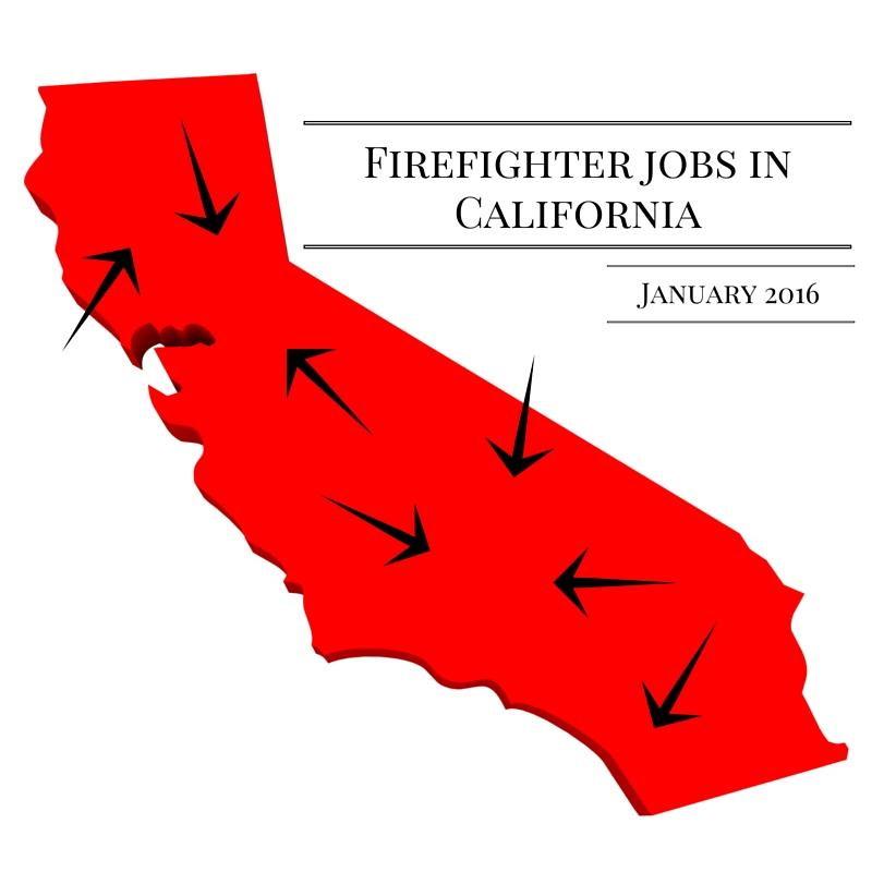 Firefighter jobs in California