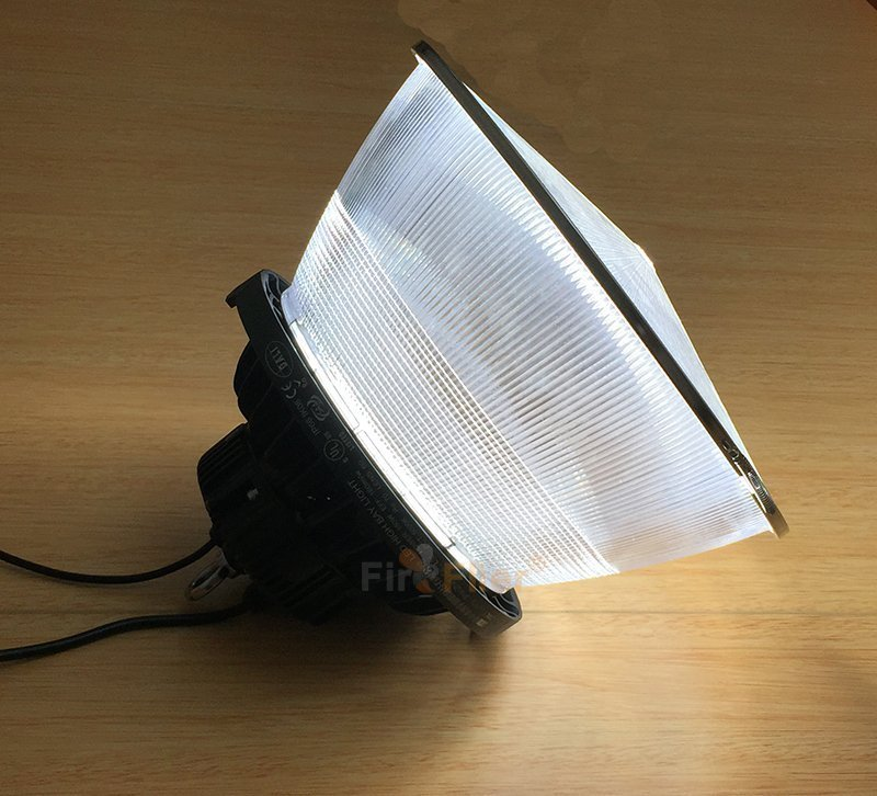 Polycarbonate reflectors for UFO High Bay lamp