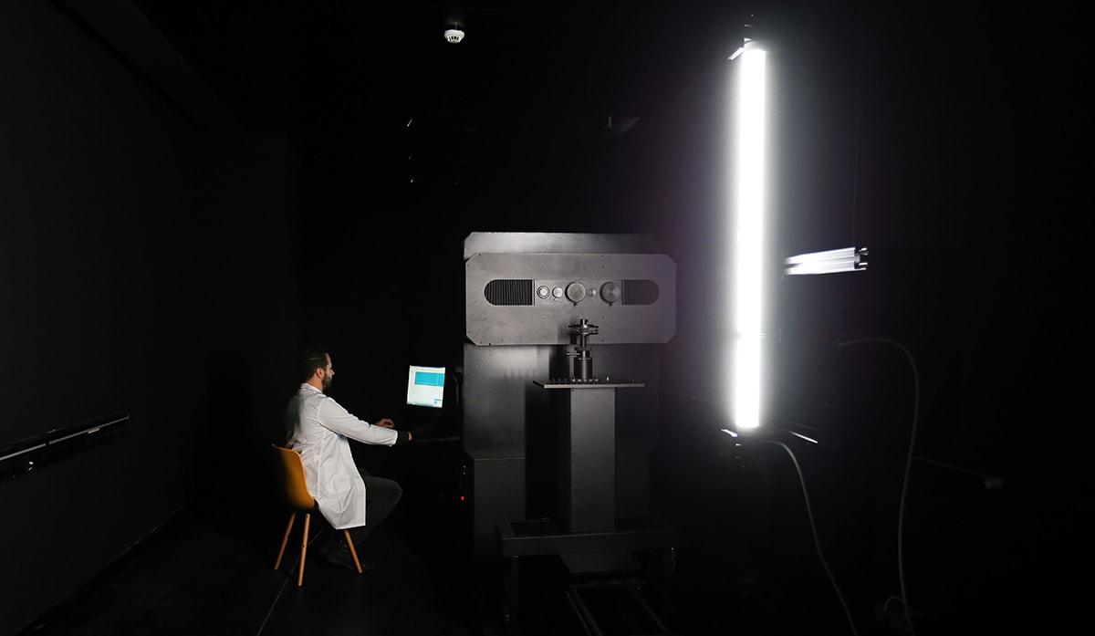 photobiological safety test