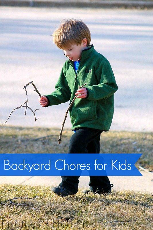 picking up sticks