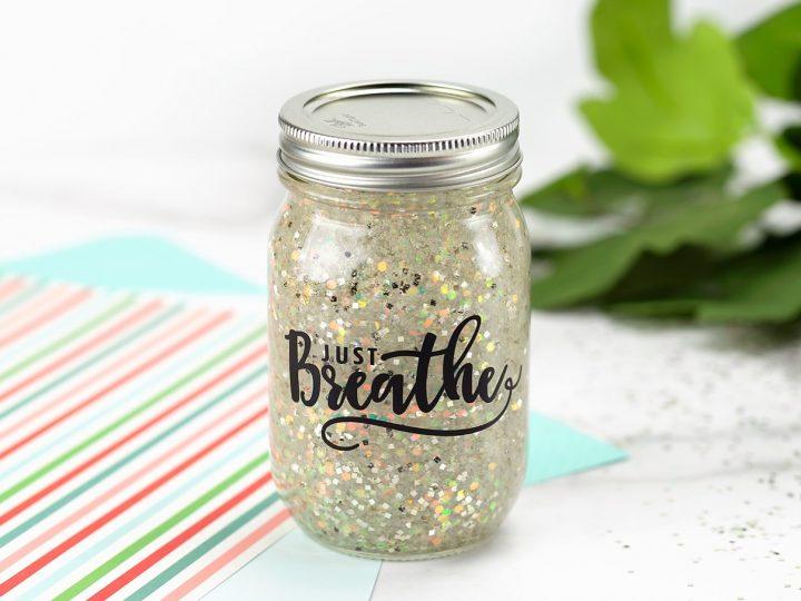 How to Make a Calming Jar