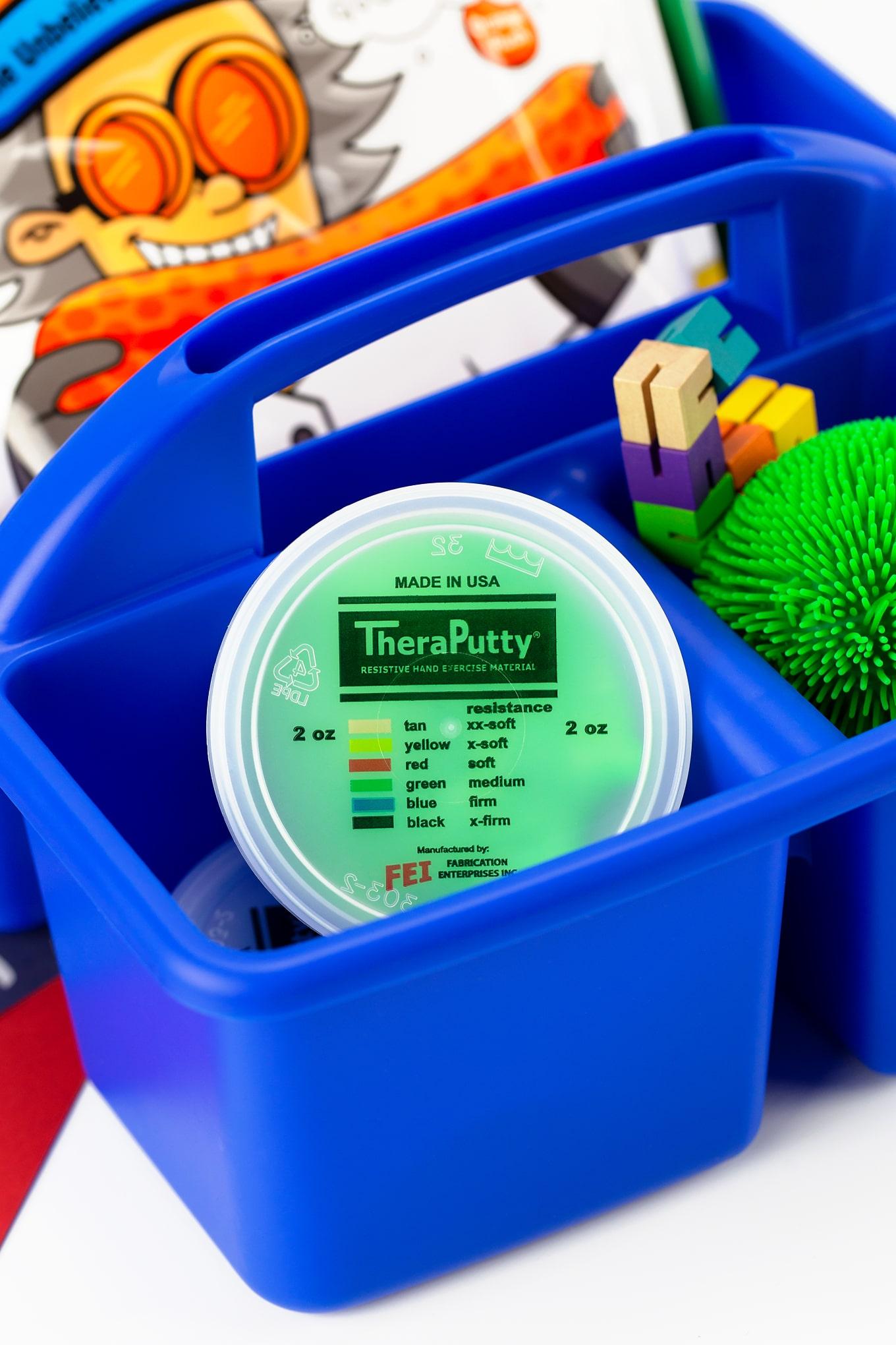 DIY Sensory Box for Kids