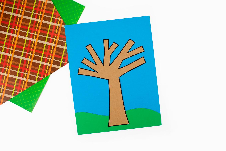 Gratitude Tree Craft