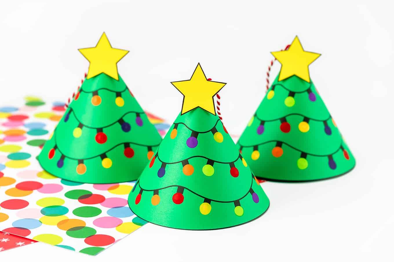 Christmas Tree Cone Ornament