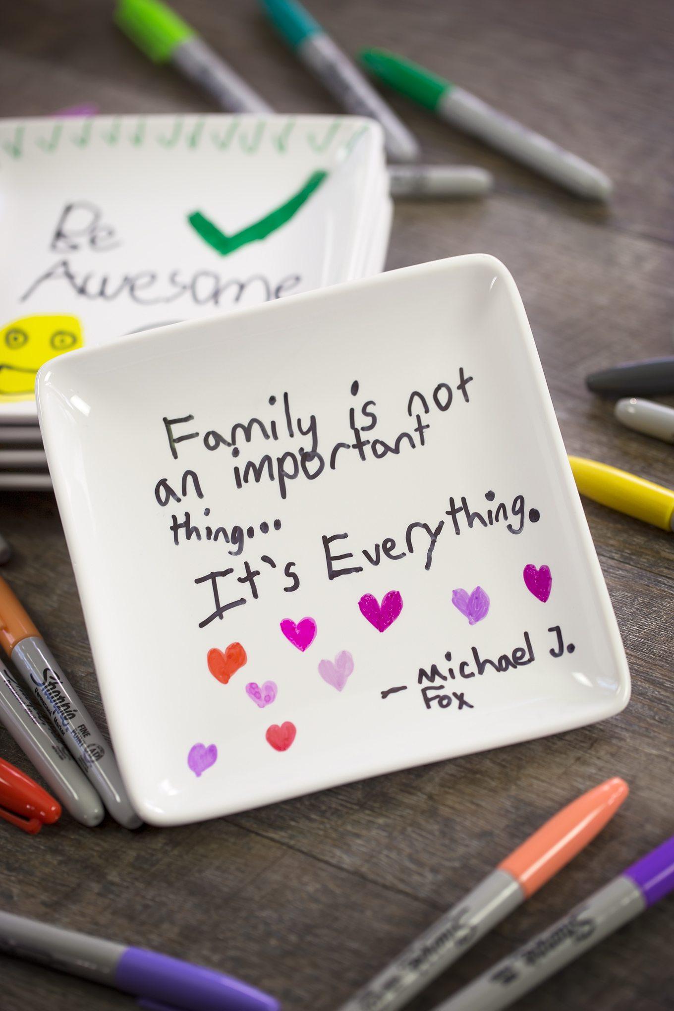 Inspiration Plates