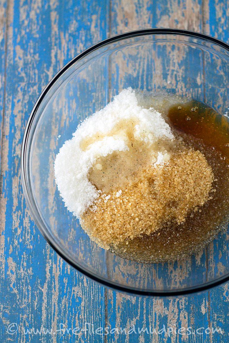 Natural Vanilla Sugar Scrub | Fireflies and Mud Pies