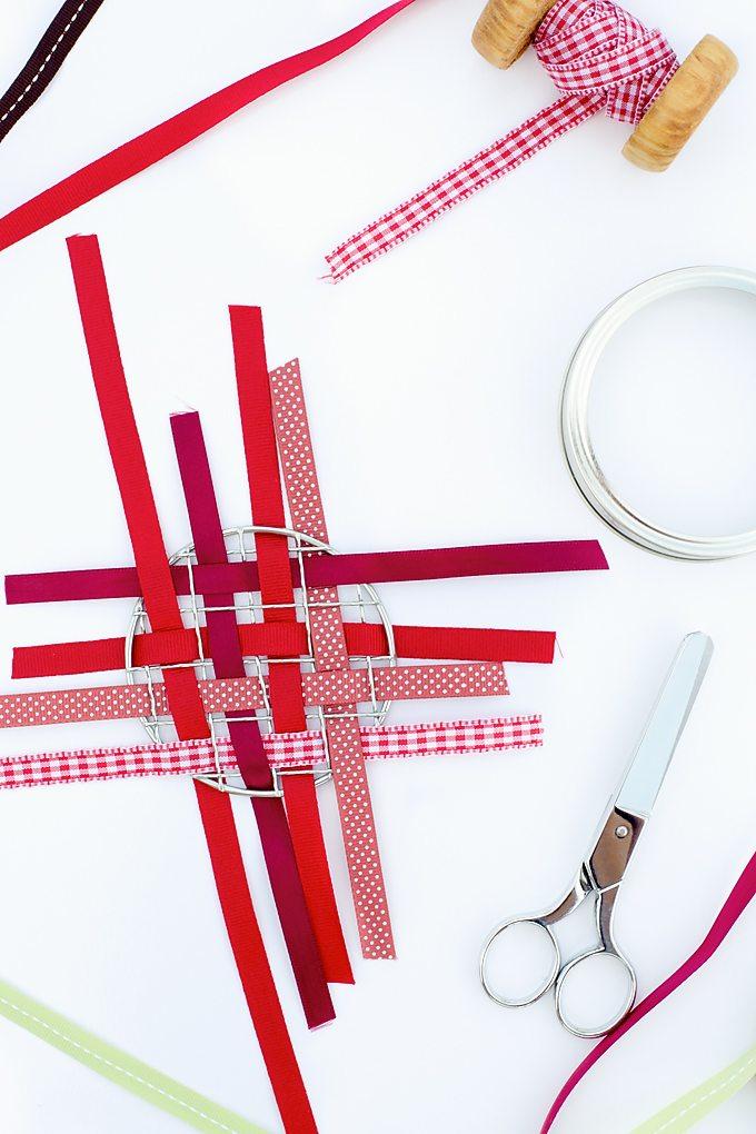 Scrap Ribbon Apple Sucatchers