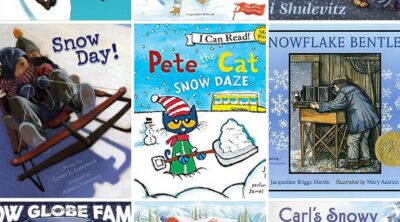 Snowy Day Books for Kids