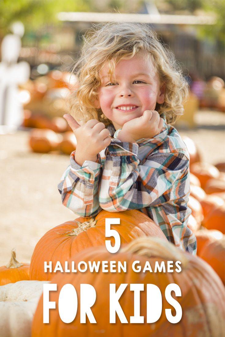 5 Fun Halloween Games for Kids   Fireflies and Mud Pies