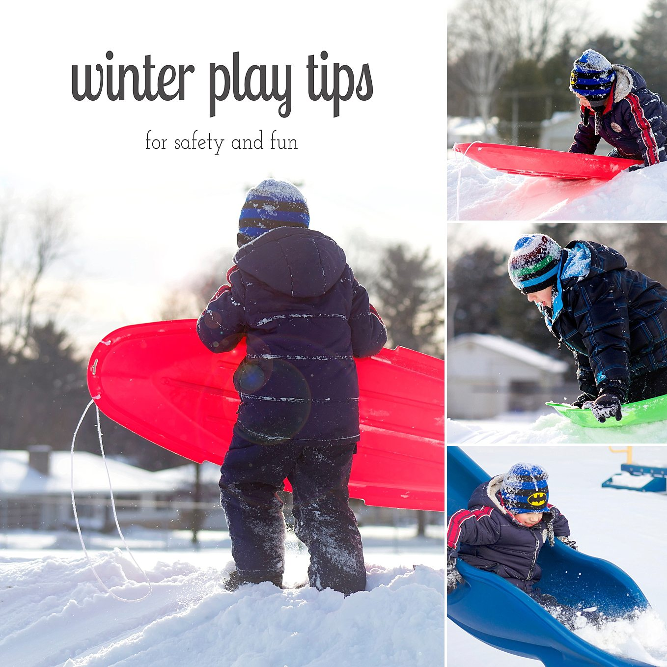 Winter Play Tips for Safety and Fun 1