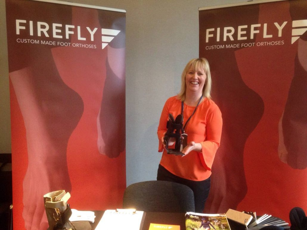 Image result for The Firefly Summit, a conference of 200 podiatrists,