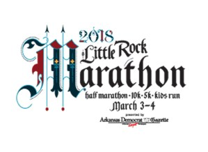 Little Rock Marathon logo