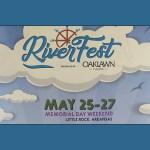 Riverfest poster