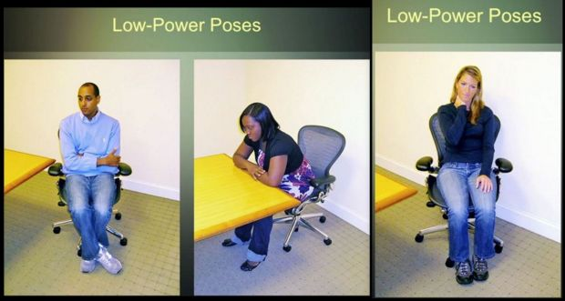 Low Power Poses