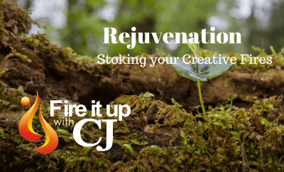Stoking your Creative Fires