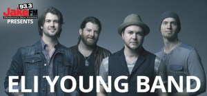 Jake FM Presents Eli Young Band
