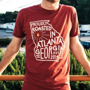 Proudly Roasted Tee