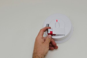 smoke alarm for national fire prevention week