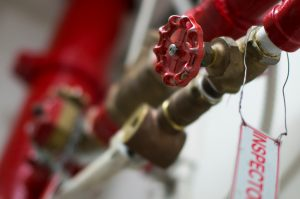 Sprinkler systems inspection