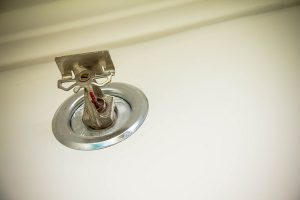 rental property-sprinkler system