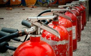 Do you know the most essential rooms to keep your fire extinguisher?