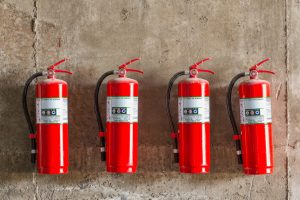 Recharging Your Commercial Fire Extinguishers