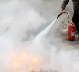 Read about the most common mistakes people make with fire extinguishers.