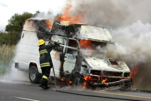 4 Types of Vehicle Fire Suppression Systems