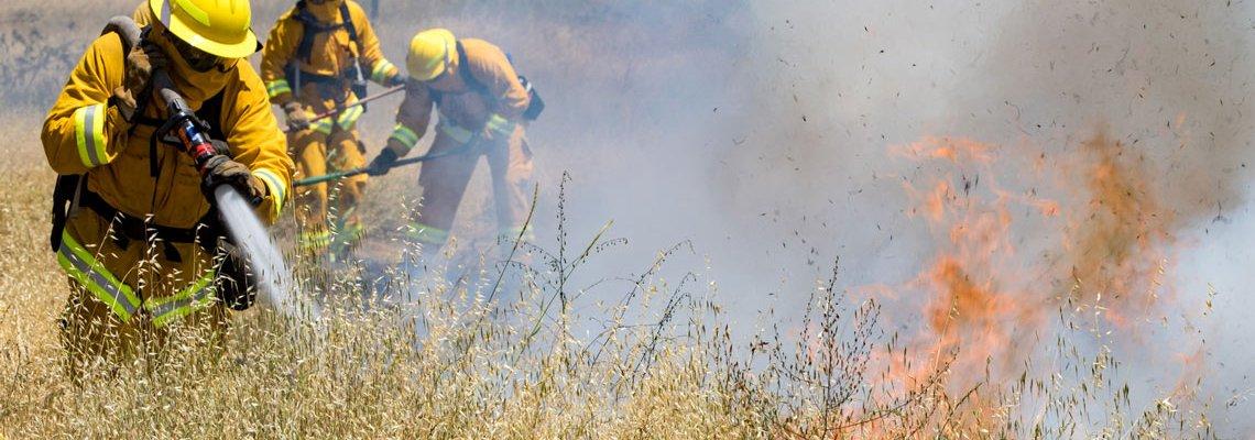 Prevent Brush Fires