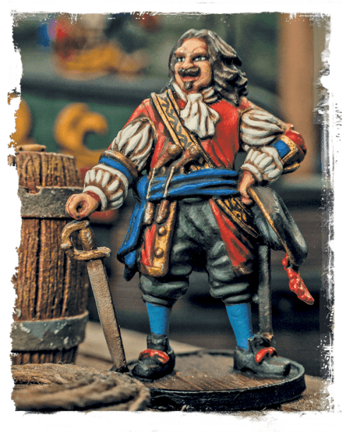 Henry Morgan Legendary Figure