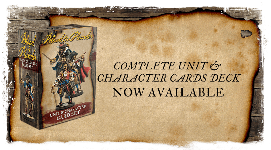 complete unit character cards deck now available firelock games