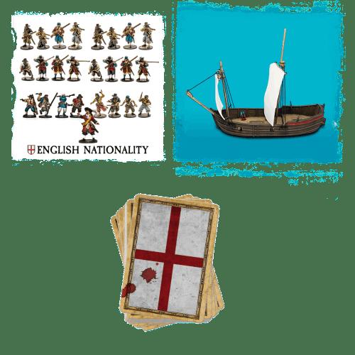 English Nationality Bark Bundle