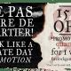 Talk Like a Pirate Day: NE PAS FAIRE DE QUARTIER!