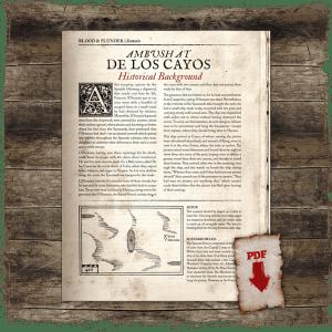 Scenario: Ambush at the Cayos