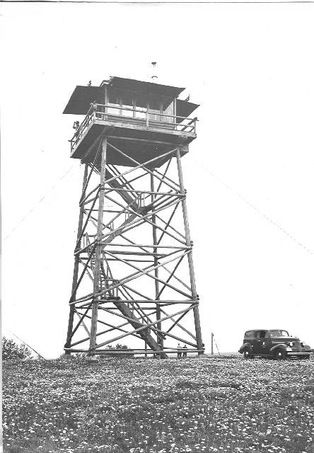Original Structure, 1943