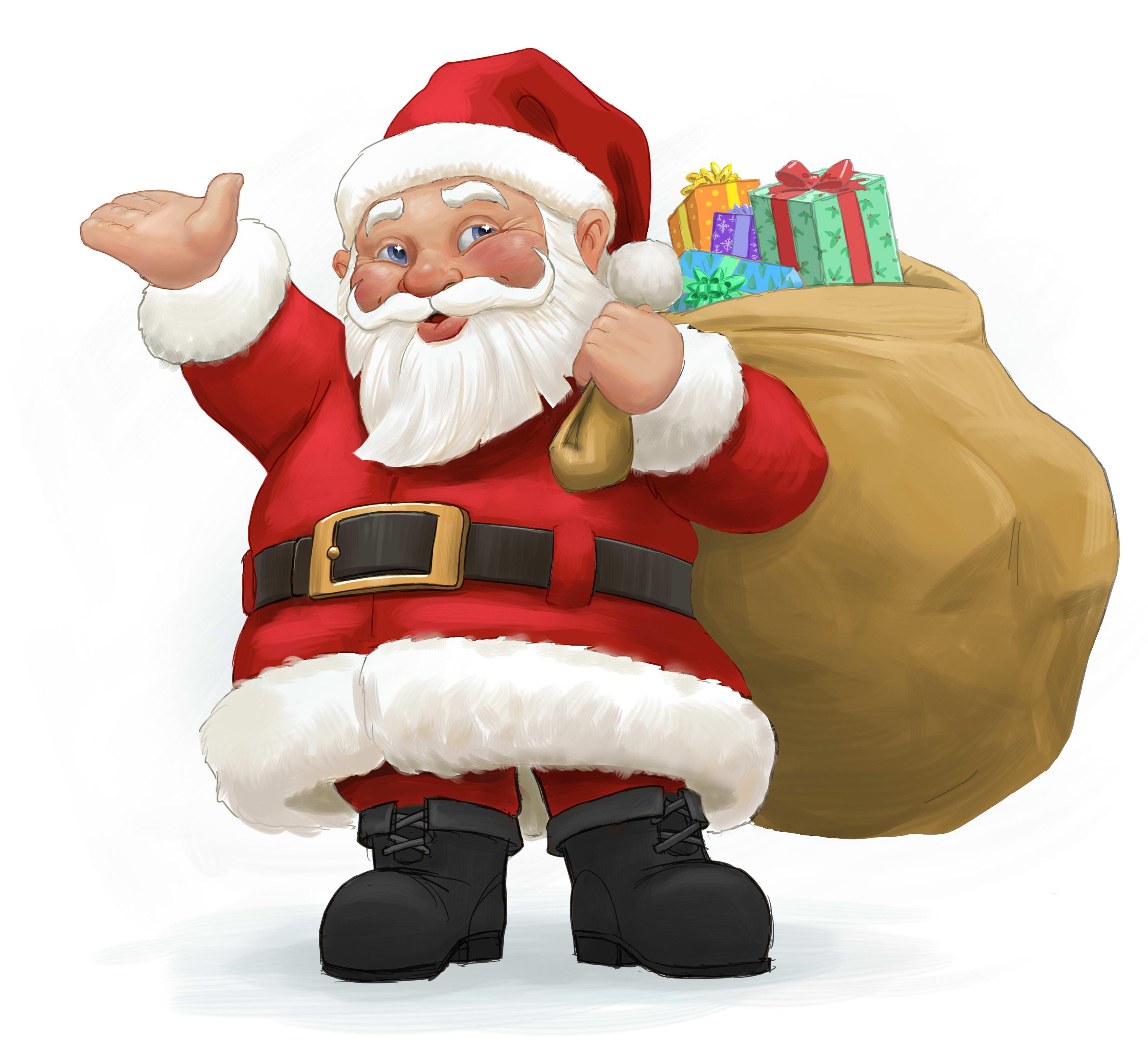 Santa at CFFM
