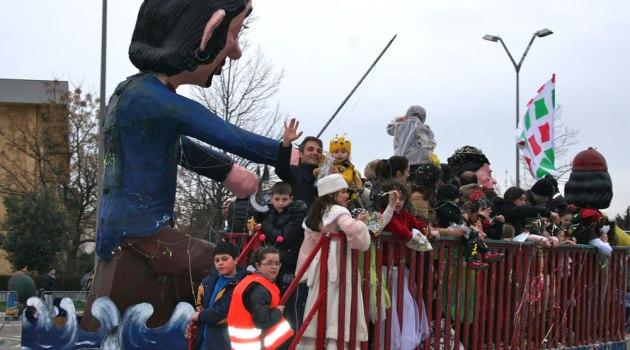 Carnevale di Spicchio e Sovigliana