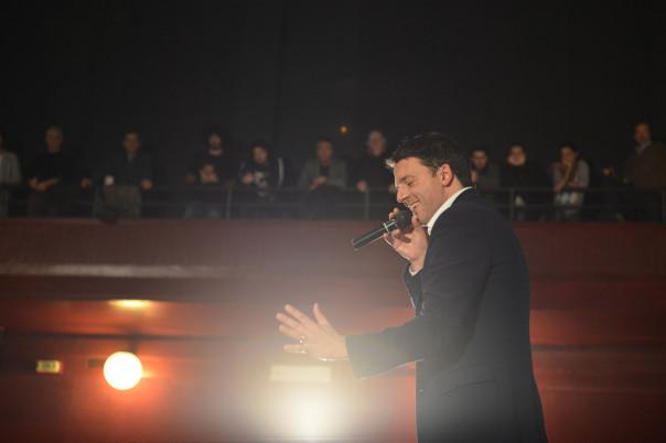 Matteo Renzi (Foto Bosco-Sgp)